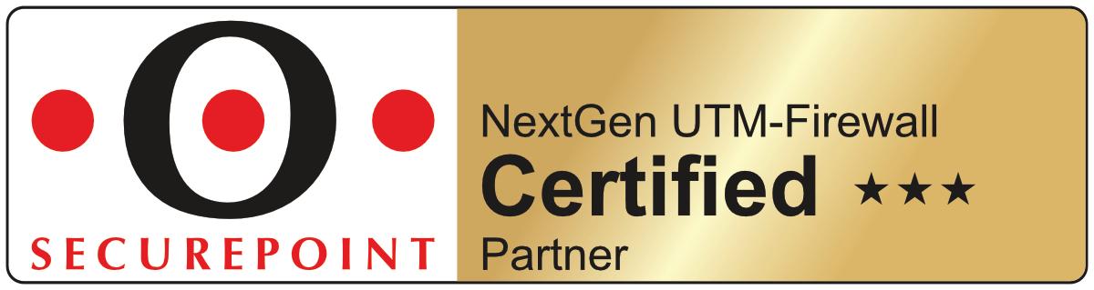 Securepoint UTM Certified Partner
