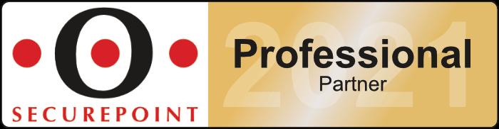 Securepoint Professional Partner 2021