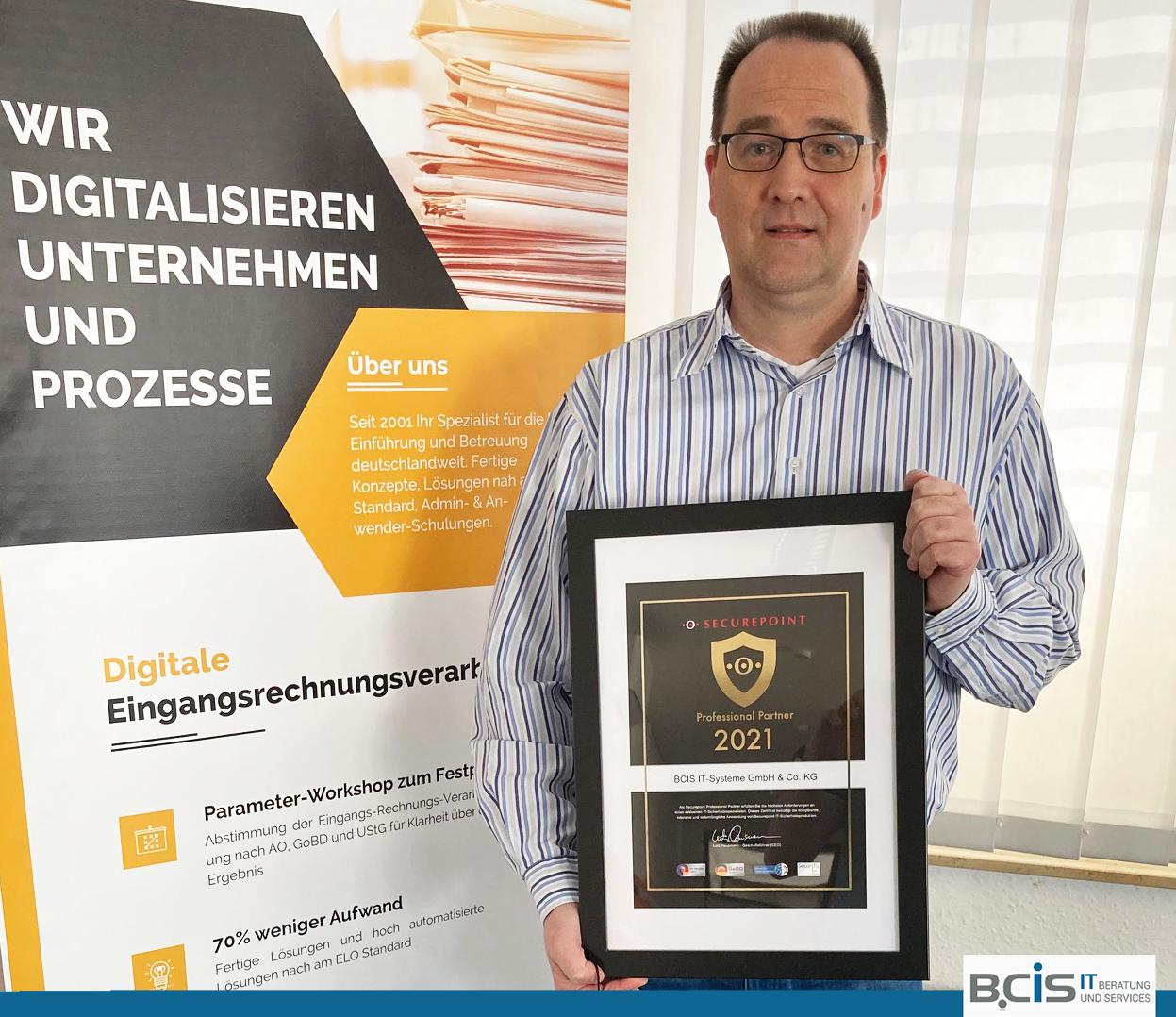 Securepoint Professional Partner BCIS